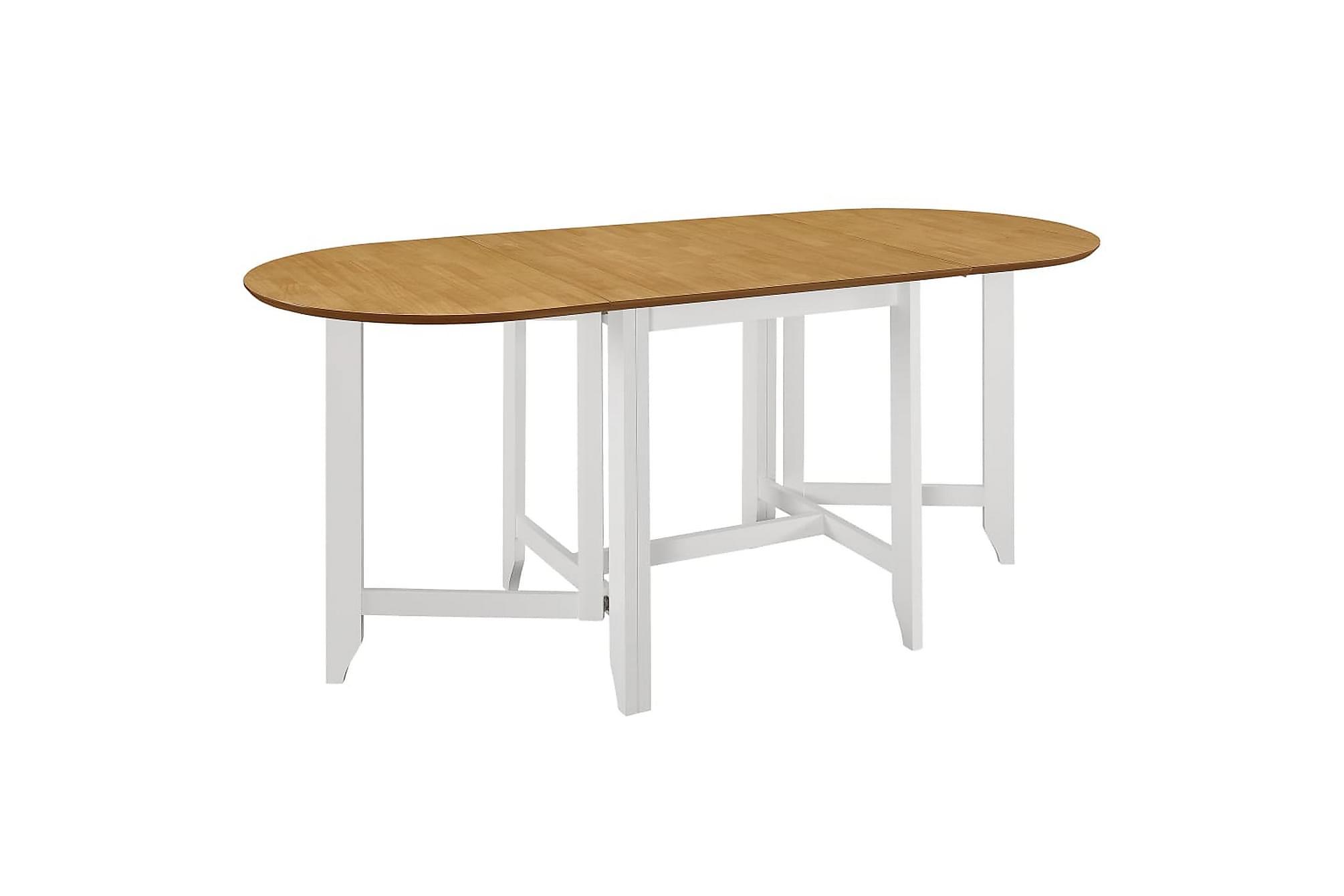 Utdragbart matbord
