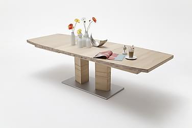 WINKAS Förlängningsbart Matbord 180 Trä/Natur