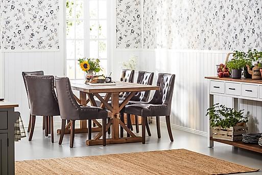 Strålande Köp matgrupper & matsalsgrupper billigt online - Furniturebox EO-66