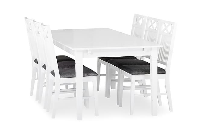 SJÖVIK Bord 180 + 8 Stolar - Inomhus - Bord - Matgrupper