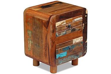 ESKAMA Sängbord 43x33 Återvunnet Trä