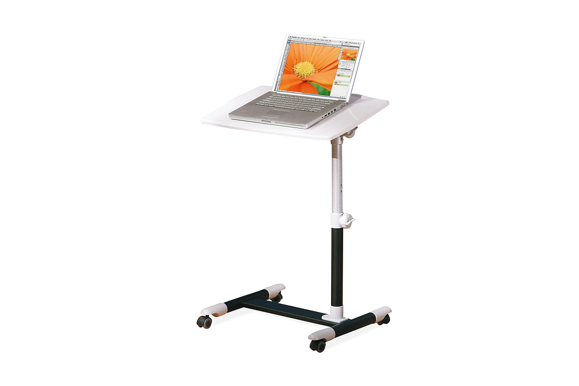 ALEXIS Datorbord 60 Vit, Skrivbord