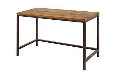 ALTON Skrivbord 120 Gråbrun