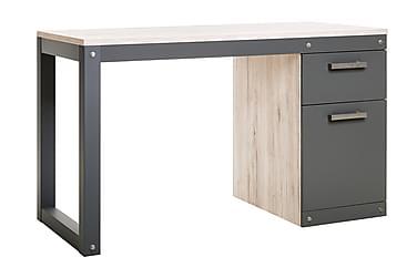AMARONE Skrivbord Brun/Grå