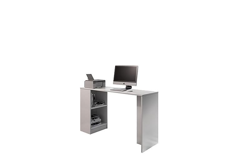 BAZMILA Skrivbord Vit - Vit - Möbler & Inredning - Bord - Skrivbord