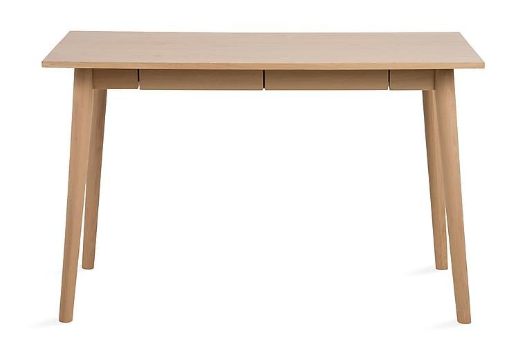 FORINO Skrivbord 120 Vit - Möbler & Inredning - Bord - Skrivbord