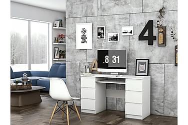 KUBA Skrivbord 130x51x76 cm