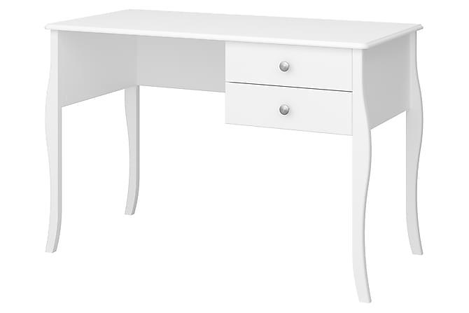 PRIO Skrivbord 112 med Förvaring Vit - Möbler & Inredning - Bord - Skrivbord