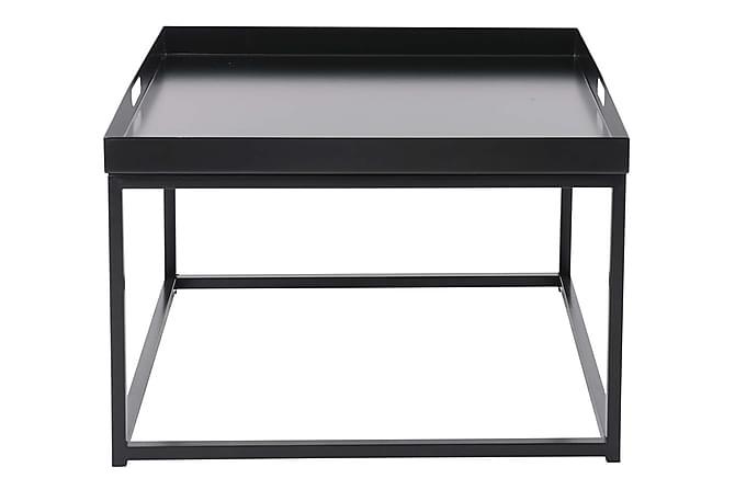 ALANEEH Soffbord 70 Svart - Möbler & Inredning - Bord - Soffbord