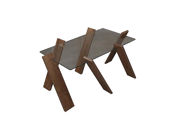 BRADLEY Soffbord 41 cm Ek - Ek - Inomhus - Bord - Soffbord