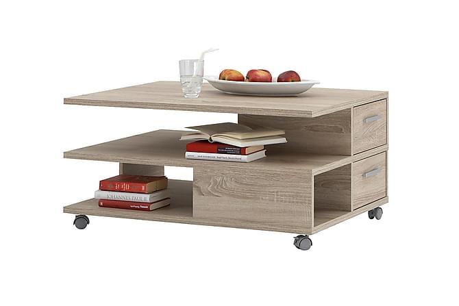 FIA Soffbord 92 Ek - Möbler & Inredning - Bord - Soffbord