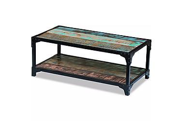 GALENIA Soffbord 90x45 Återvunnet Trä