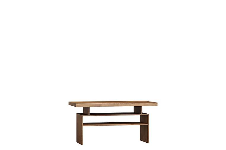 INDIANAPOLIS Soffbord 120x60x60 cm - Beige/Brun - Möbler & Inredning - Bord - Soffbord