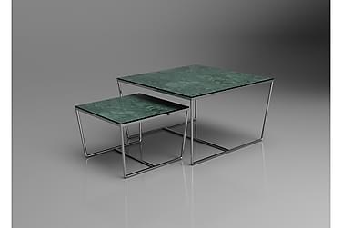 MYRA Satsbord 50 Grå/Grön