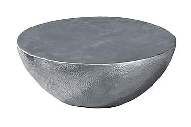 PELAS Soffbord 70 Runt Silver