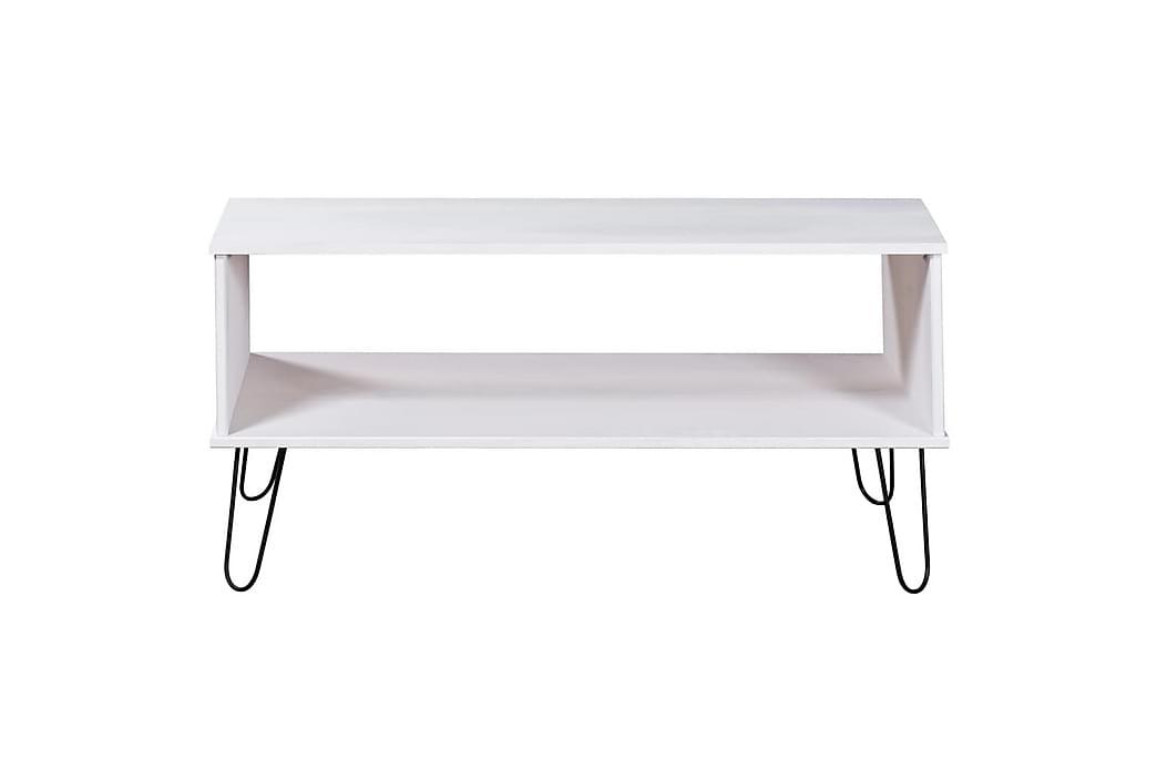Soffbord New York Range vit massiv furu - Vit - Möbler & Inredning - Bord - Soffbord