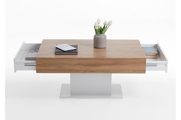 WINANDY Soffbord 100 cm Brun - Möbler & Inredning - Bord - Soffbord