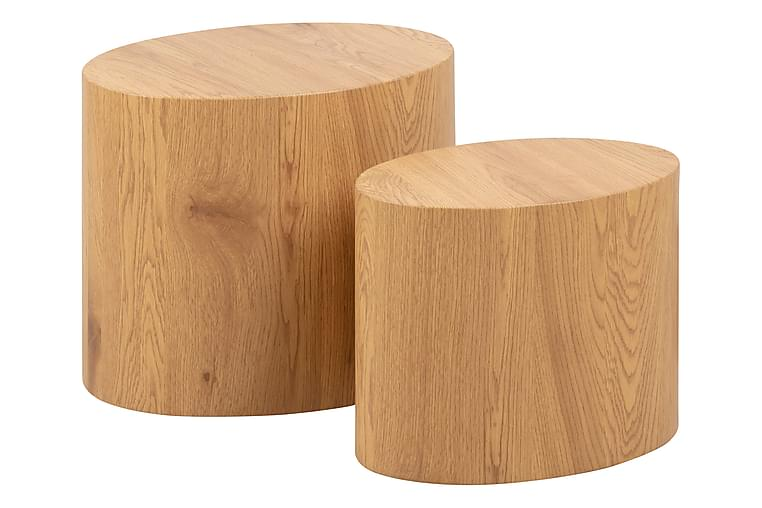 YOVAGE Soffbord Trä - Möbler & Inredning - Bord - Soffbord