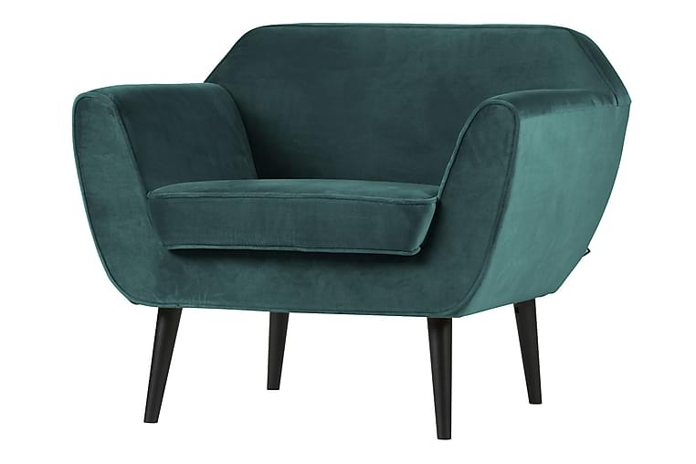 OSEJA Fåtölj Blå - Möbler & Inredning - Fåtöljer & fotpallar - Fåtöljer