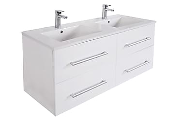 TUSCANY Tvättställsskåp Vit