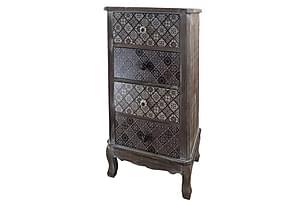 Prima Brun byrå - Köp bruna byråer billigt online - Furniturebox MO-31