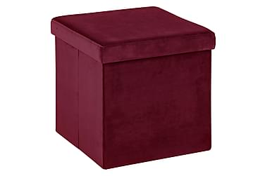 NICASTRO Förvaringsbox Röd
