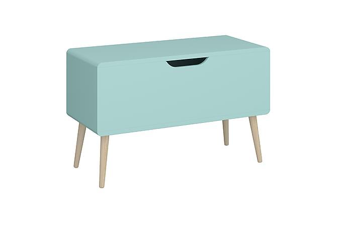 PACHUCA Leksakslåda 80 cm Mint - Möbler & Inredning - Förvaring - Förvaringslådor & korgar