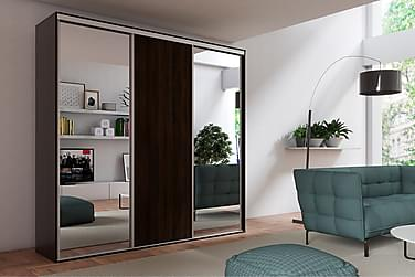 GRANDE Garderob 254x62x244 cm
