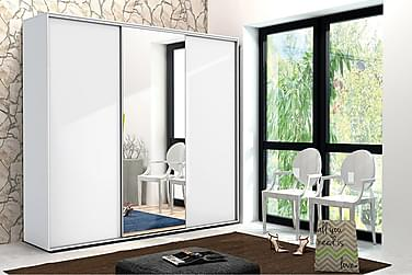 LAURA Garderob 250x62x245 cm
