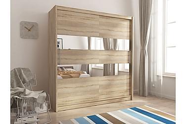 MAJA Garderob 200x62x214 cm