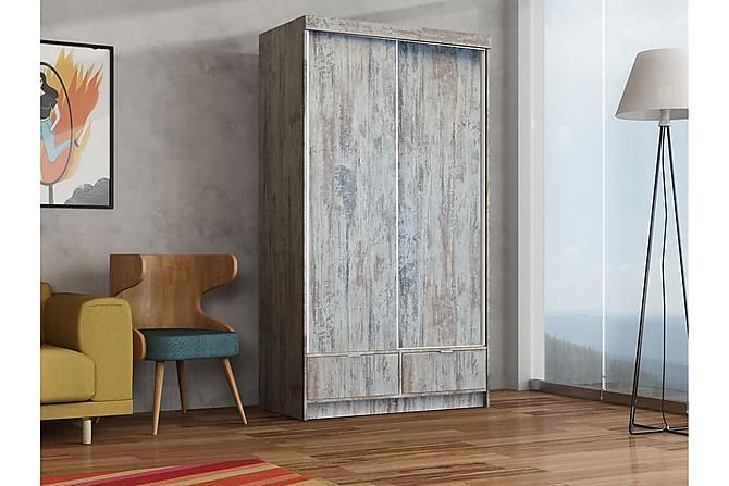 Premium Garderob 120x62x215 cm - Inomhus - Förvaring - Garderober