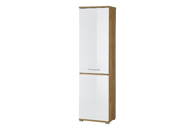TURKAN Garderob 54 Ek/Vit - Inomhus - Förvaring - Garderober