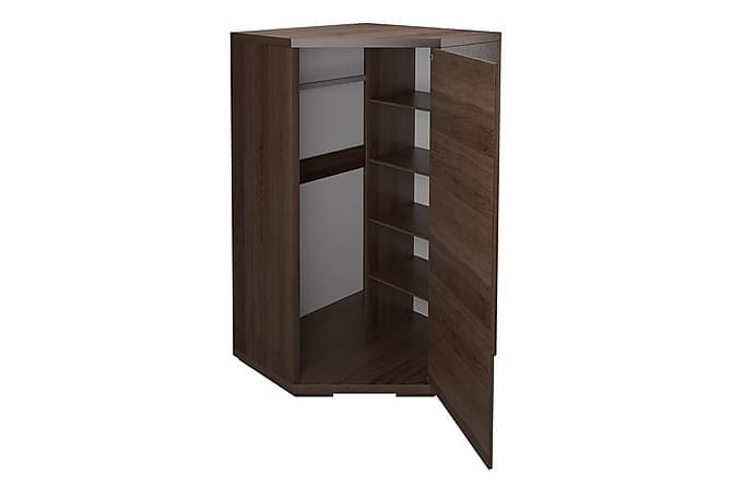 VEGAS Garderob 90x90 cm Ek - Möbler & Inredning - Förvaring - Garderober