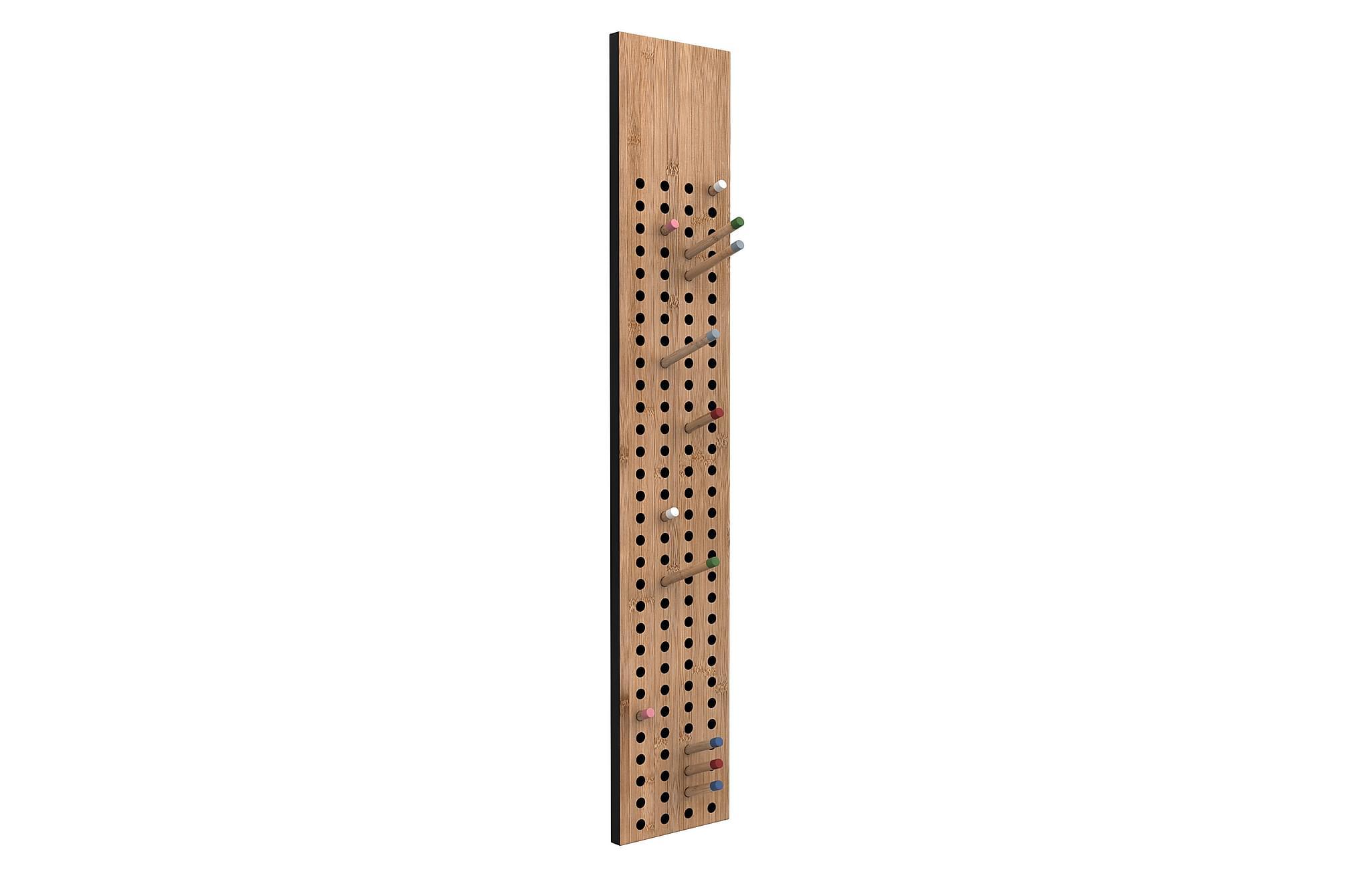 VENERA Kroklist 100 Stor Bambu, Klädhängare & hängare