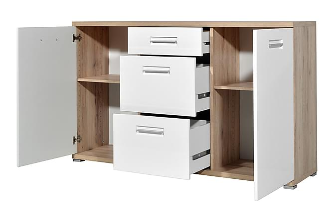 CALA Skänk 144 Ek/Vit - Inomhus - Förvaring - Sideboards