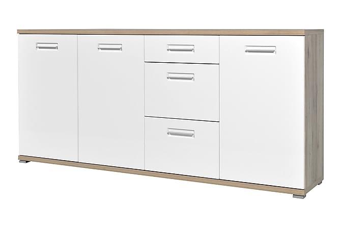 CALA Skänk 192 Ek/Vit - Inomhus - Förvaring - Sideboards