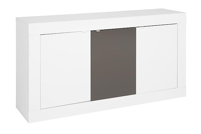 DINAMI Sideboard 160 Vit/Grå - Möbler & Inredning - Förvaring - Sideboards