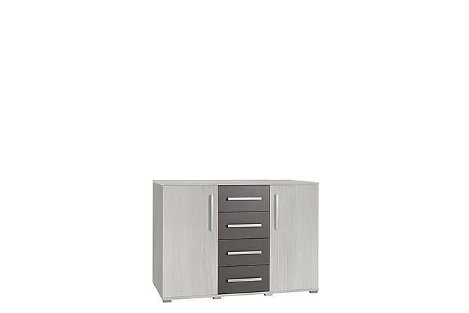 DIONE Skänk 130x47x90 cm - Grå - Möbler & Inredning - Förvaring - Sideboards