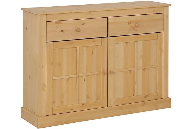 LEMOYNE Skänk 120 Brun - Möbler & Inredning - Förvaring - Sideboards