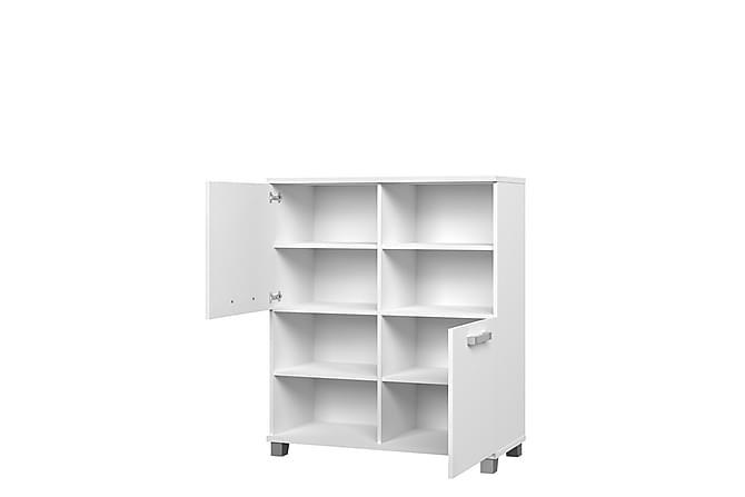 Maximus Skänk 100x40x115 cm - Beige Grå - Inomhus - Förvaring - Sideboards