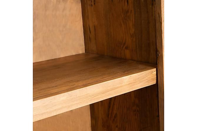 Väggskåp badrum massiv återvunnen furu 42x23x70 cm - Inomhus - Förvaring - Sideboards