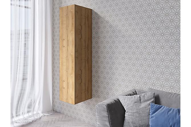 Vento Skåp 30x37x134 cm - Beige|Grå - Inomhus - Förvaring - Skåp