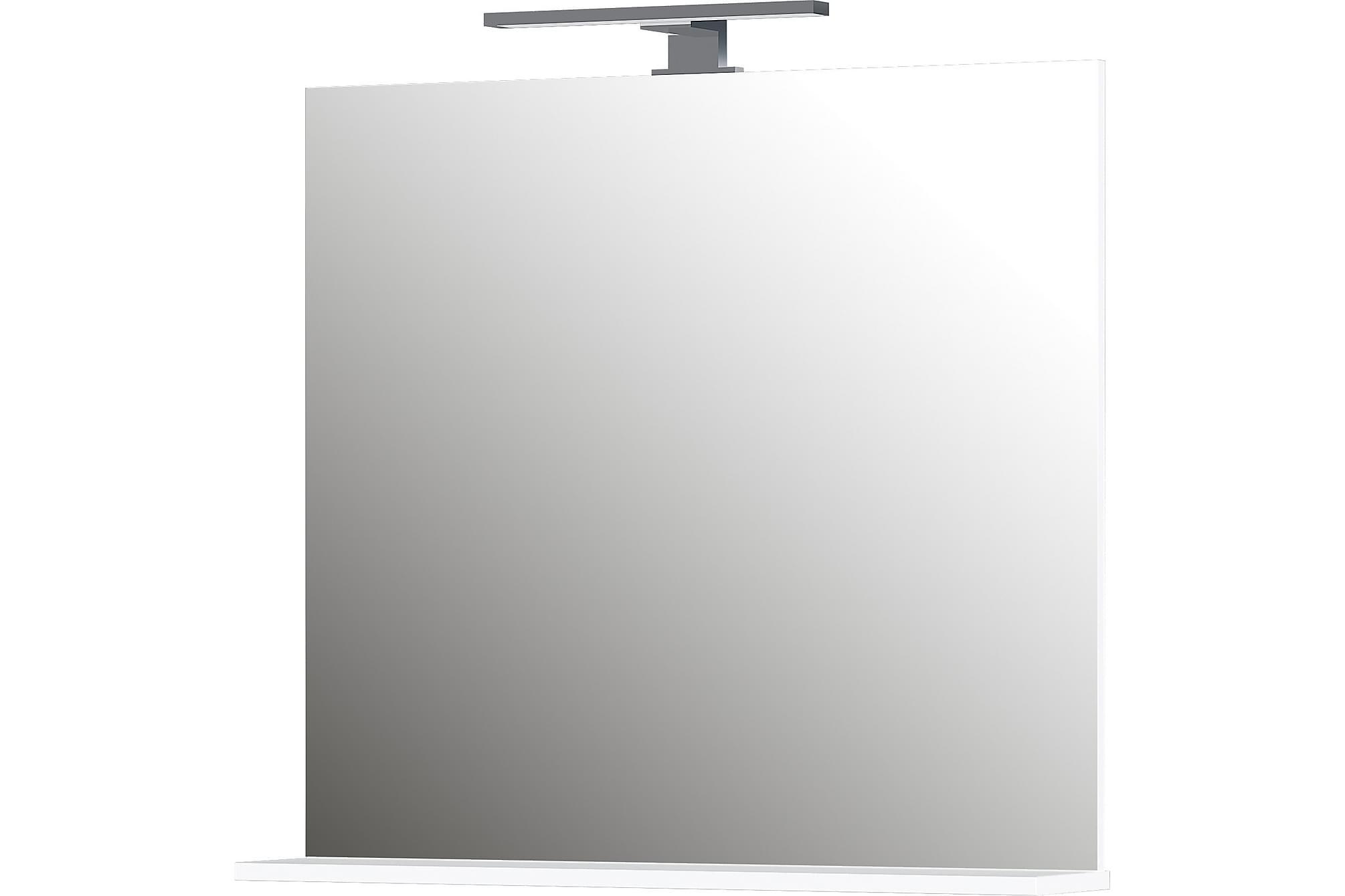 BLACOSSE Spegel Vit, Skoförvaring
