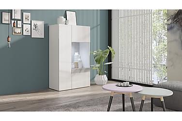 Silke Vitrinskåp 78x40x139 cm