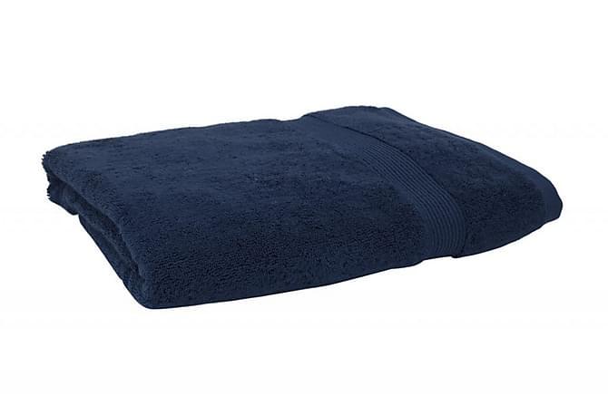 CHAN Handduk 50x100 cm Mörkblå - Möbler & Inredning - Inredning - Badrumstextilier