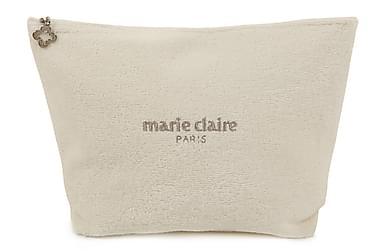 MARIE CLAIRE Makeupväska 22x15 Creme