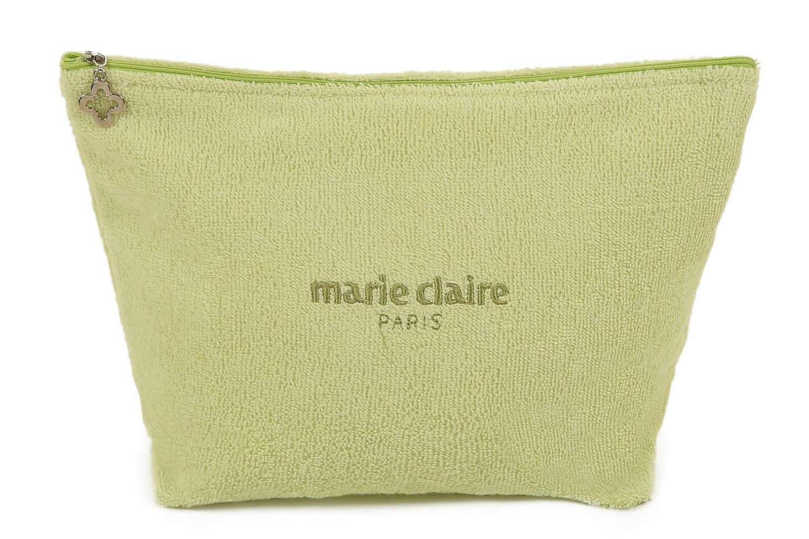 MARIE CLAIRE Makeupväska 22×15 Grön