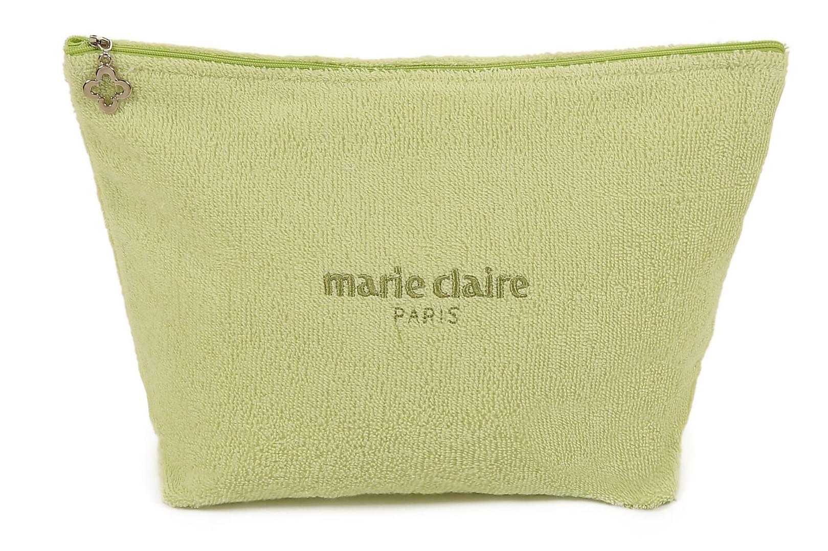MARIE CLAIRE Makeupväska 32×22 Grön