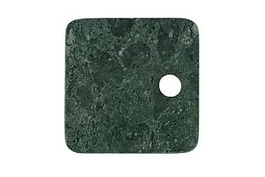 CARRIE Marmorbricka 16x16 Grön