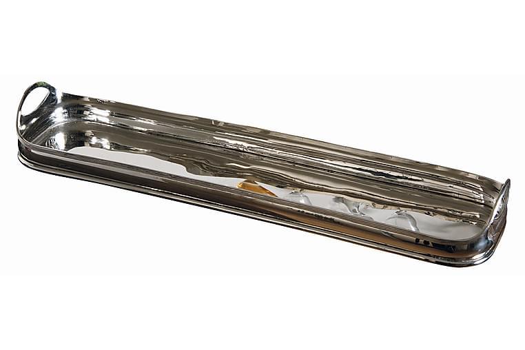 SHINY Bricka 15x68 cm Silver - AG Home & Light - Möbler & Inredning - Inredning - Brickor